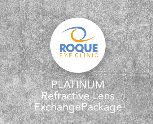 REFRACTIVE LENS EXCHANGE (RLE)