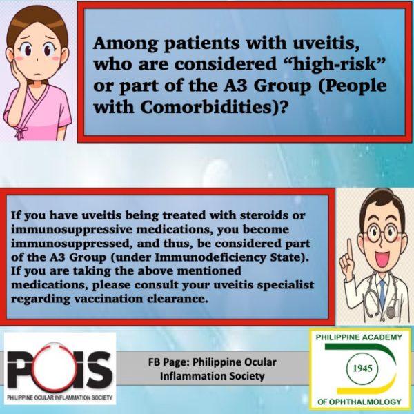 POIS PAO COVID-19 Vaccine Uveitis English 4