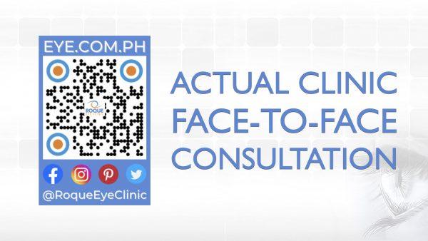 REC QR 2021 16x9 Actual Clinic Face-to-Face Consultation