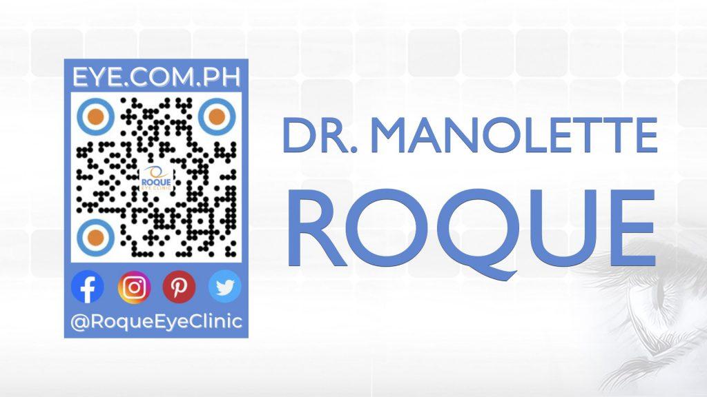 REC QR 2021 16x9 Dr Manolette Roque