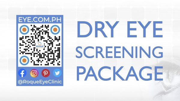 REC QR 2021 16x9 Dry Eye Screening Package