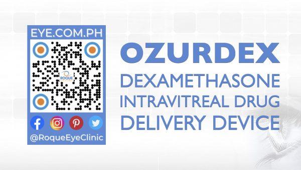 REC QR 2021 16x9 Ozurdex Dexamethasone Intravitreal Drug Delivery Device