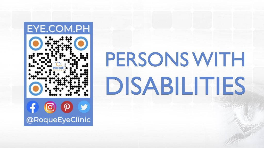 REC QR 2021 16x9 Persons with Disabilities