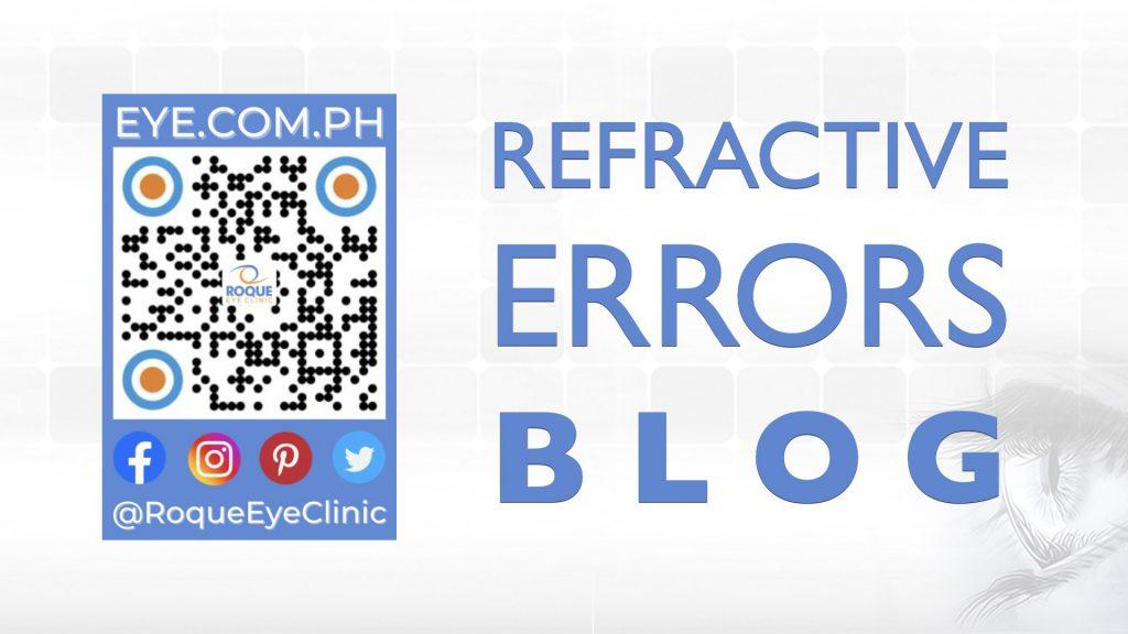 REC QR 2021 16x9 Refractive Errors Blog