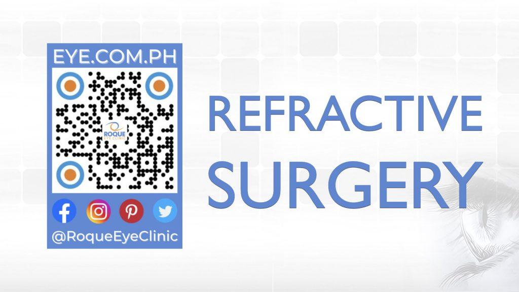REC QR 2021 16x9 Refractive Surgery