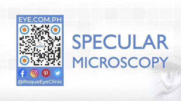 REC QR 2021 16x9 Specular Microscopy