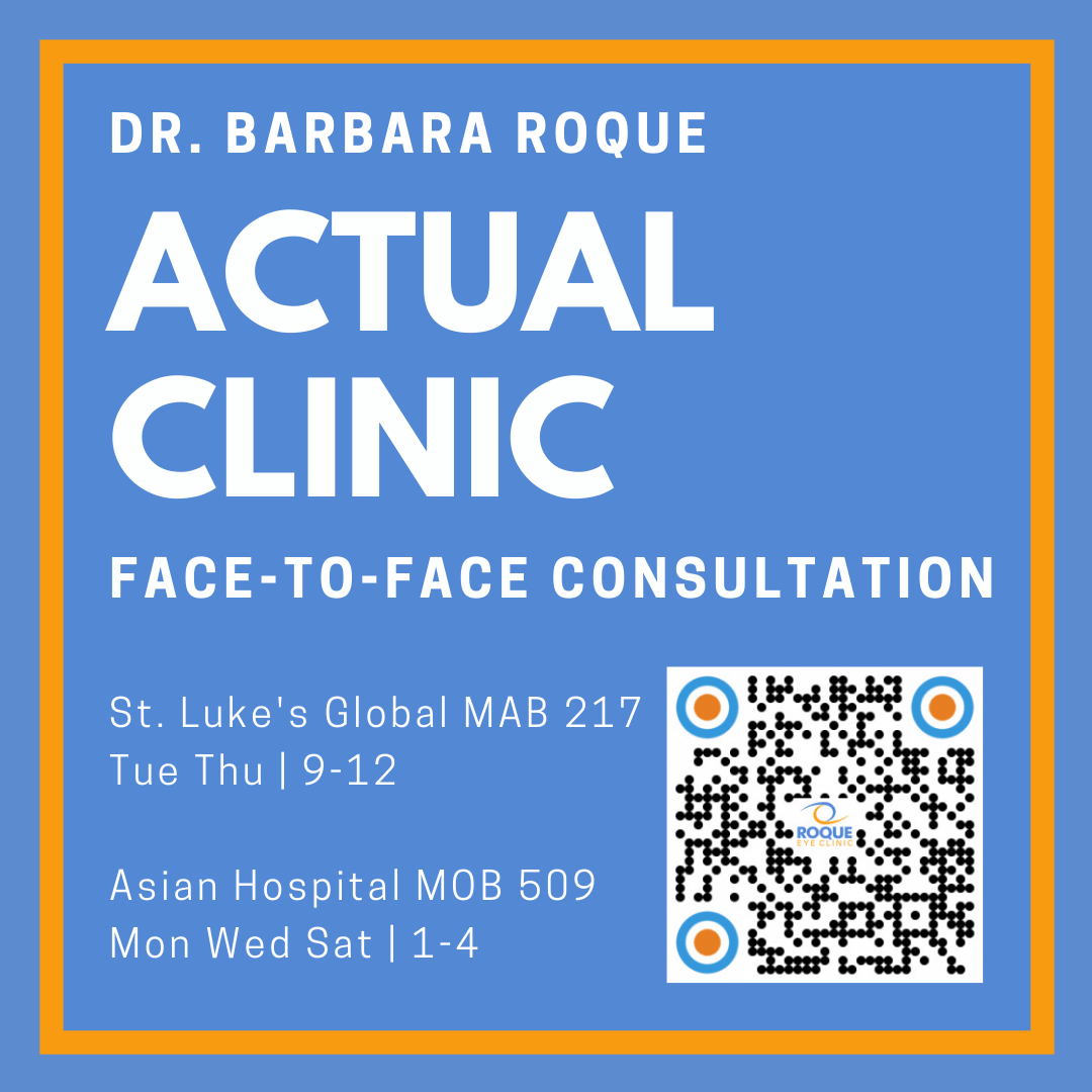 Dr. Barbara Roque (Pediatric Ophthalmology, Strabismus)